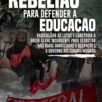 [Feira de Santana-BA] FOB/Casa da Resistência: Rebelião e Greve Geral