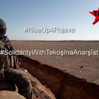 Convocatória Mundial | Destruir o fascismo turco!