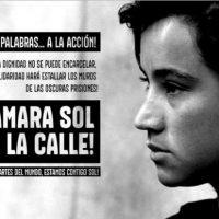 "[Chile] ""Liberdade condicional"" negada para Tamara Sol"