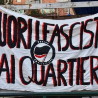 [Itália] Turim: Não ao Forza Nuova: Ação Direta contra o Estado e o fascismo
