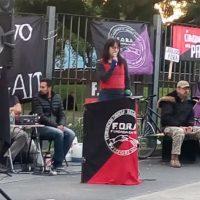 [Argentina] Crônica de 1° de Maio: Uma vontade de ferro para querer mudar tudo