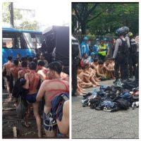 [Indonésia] Em Bandung, jovens anarquistas são espancados, torturados e humilhados por policiais