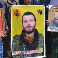 [Rojava] Vídeo: O corpo de Lorenzo Orsetti retorna à Itália