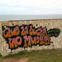 [Galícia] Último adeus a Pastora Dominga González na Playa de Os Riás (Corunha)