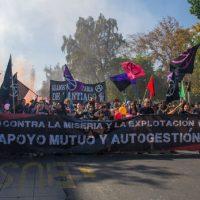 [Chile] Santiago: Crônica do 1º de Maio