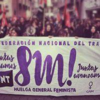 [Espanha] A Prefeitura de Valladolid multou uma militante da CNT por divulgar a greve feminista de 8 de março