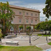 [Espanha] Encontro em homenagem a Guillermina Rojas, mulher, obreira e anarquista na praça que o município de Cádiz lhe dedicou