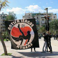 """[Grécia] """"Antifa League Athens"""": A liga de futebol auto-organizada cresce mais forte"""
