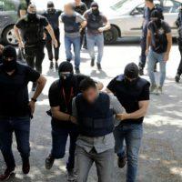 [Grécia] Anarquistas são presos após expropriação a carro-forte