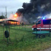 [Alemanha] Renânia do Norte-Vestfália: Incendiado centro de treinamento para cães policiais