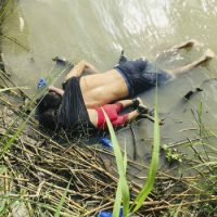[México] Pai e filha salvadorenhos morrem ao atravessar rio na tentativa de chegar aos EUA