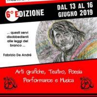 [Itália] Os Sem Estado: Encontro Multimídia de Criatividade | 6ª Edição, de 13 a 16 de junho de 2019