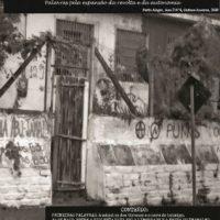 [Porto Alegre-RS] Nas ruas a publicação Crônica Subversiva N° 4, Outono-Inverno 2019.