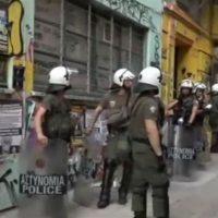 """[Grécia] """"Incendiários Malvados"""" assumem responsabilidade pelo roubo e incêndio de uma urna"""