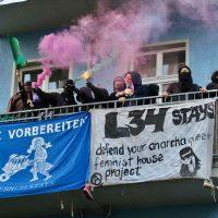 [Alemanha] Berlim: A luta pelo Liebig34 vai mais longe
