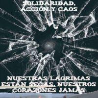 [Internacional] Agosto: Mês de agitação em memória de Santiago Maldonado