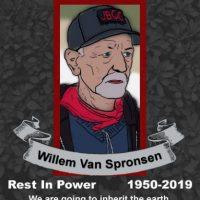 [EUA] Declaração final de Willem Van Spronsen