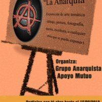 """[Espanha] Exposição """"a Anarquia"""""""