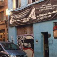 [Espanha] Comunicado de luta do Centro Social Okupado Anarquista La Gatonera