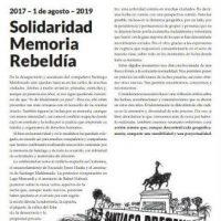 "[Argentina] Rosario: Já saiu o boletim ""La Oveja Negra"" N° 64!"