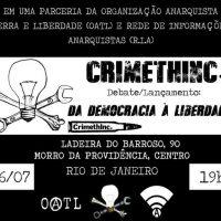 """[Rio de Janeiro-RJ] Lançamento do livro: """"Da Democracia à Liberdade"""""""