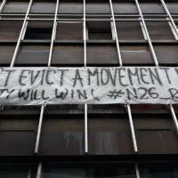 [Grécia] Exarchia, bairro sem fronteiras! A solidariedade vencerá