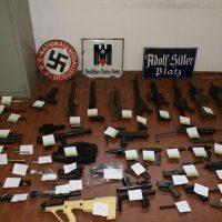 [Itália] Arsenal de guerra é apreendido com militantes neonazistas