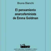 [Espanha] O pensamento anarcofeminista de Emma Goldman