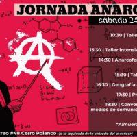 [Chile] Valparaíso: Jornada Anarquista – 24 agosto
