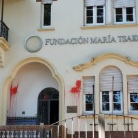 [Uruguai] Montevidéu: Reivindicação de ação contra a fundação María Tsakos