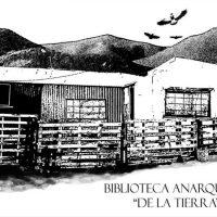 "[Argentina] Comodoro Rivadavia: ""Biblioteca Anarquista de la Tierra"""