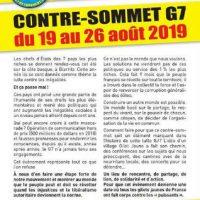 [França] Chamado dos Coletes Amarelos Contra o G7
