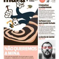 [Portugal] Saiu o Jornal Mapa Nº 24, Agosto-Outubro de 2019