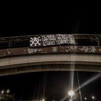 "[Argentina] ""Memória Combativa, Santiago Presente, Estado Terrorista"""
