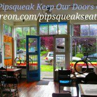 [EUA] Seattle, WA:  Apoie o Espaço Comunitário Pipsqueak