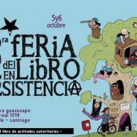 [Chile] Terceira Feira do Livro em Resistência