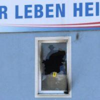 [Áustria] Saint-Pölten: Ataque com molotovs aos escritórios do partido fascista FPÖ