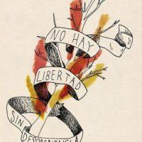 [Chile] A luta pela liberdade, um chamado solidário as/aos ilustradorxs