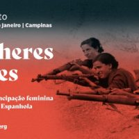 """Turnê de lançamento do livro """"Mulheres Livres"""", de Martha Ackelsberg"""