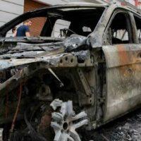 [Alemanha] Berlim: Veículo da Wisag incendiado em Wedding