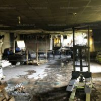 [França] Saint-Étienne-de-Boulogne: Ataque incendiário contra a sede da Federação dos Caçadores de Ardèche