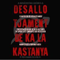 [Espanha] Desalojo iminente da okupa Ka La Kastanya