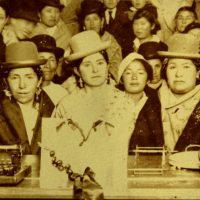 [Bolívia] Petronila Infantes: chola, sindicalista e anarquista