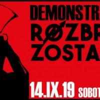 [Polônia] A luta continua! Ato em defesa da ocupação Rozbrat