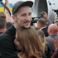 [Rússia-Ucrânia] Prisioneiro anarquista Alexander Kolchenko está livre!
