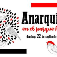 [Chile] Santiago: Anarquismo no Parque Almagro | 22 de setembro