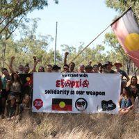 [Austrália] Queensland: Solidariedade aos nossos camaradas em Exarchia!