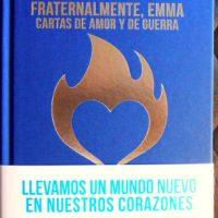 """[Espanha] Lançamento: """"Fraternalmente, Emma. Cartas de Amor e de Guerra."""""""