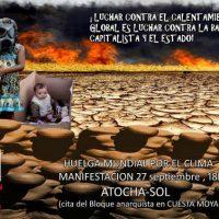 [Espanha] Crise climática, crise econômica, crise da democracia representativa