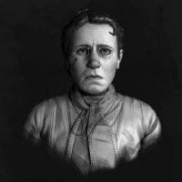 [Vitória-ES] Artista cria busto de Emma Goldman